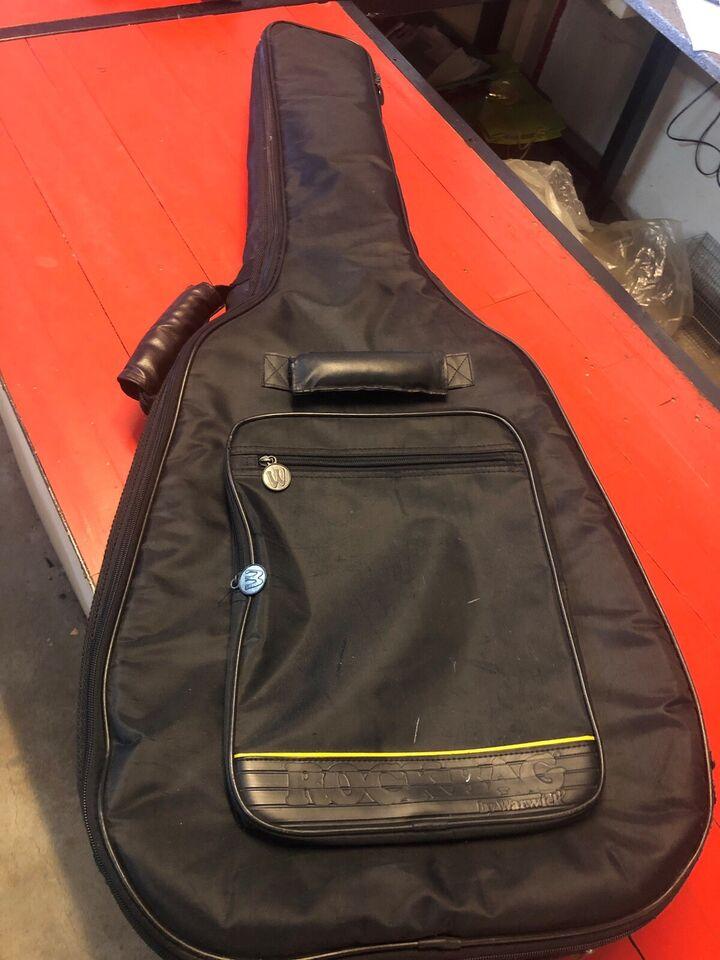 Guitar taske, Warwirk