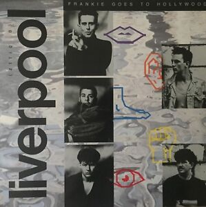 FRANKIE-GOES-TO-HOLLYWOOD-Liverpool-1986-Vinyl-LP-PLUS-12-034-SINGLE-RECORD