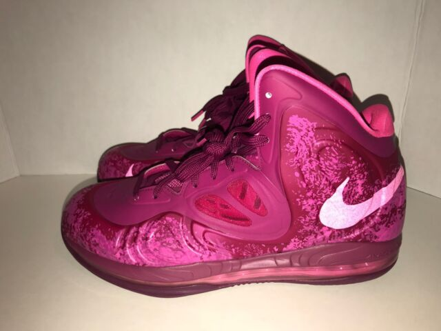 innovative design aa3a0 37107 Nike Air Max Hyperposite Raspberry Men s Size 11 DS