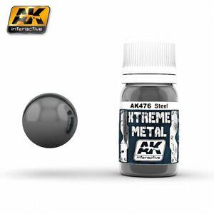 AK-Interactive-30ml-Extreme-Metal-Paints-Steel-AK476