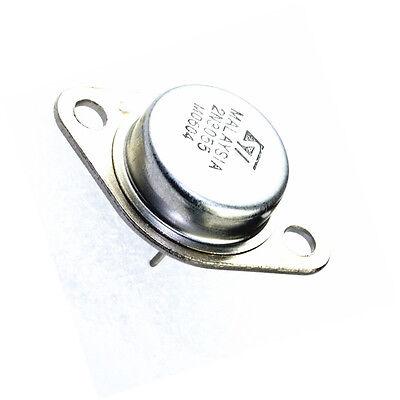 10PCS TRANSISTOR ST TO-3 2N3055 NPN AF Amp Audio Power Transistor 15A//60V