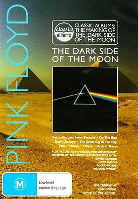 Pink Floyd - The Dark Side of the Moon (Classic Albums) * Music DVD * NEW