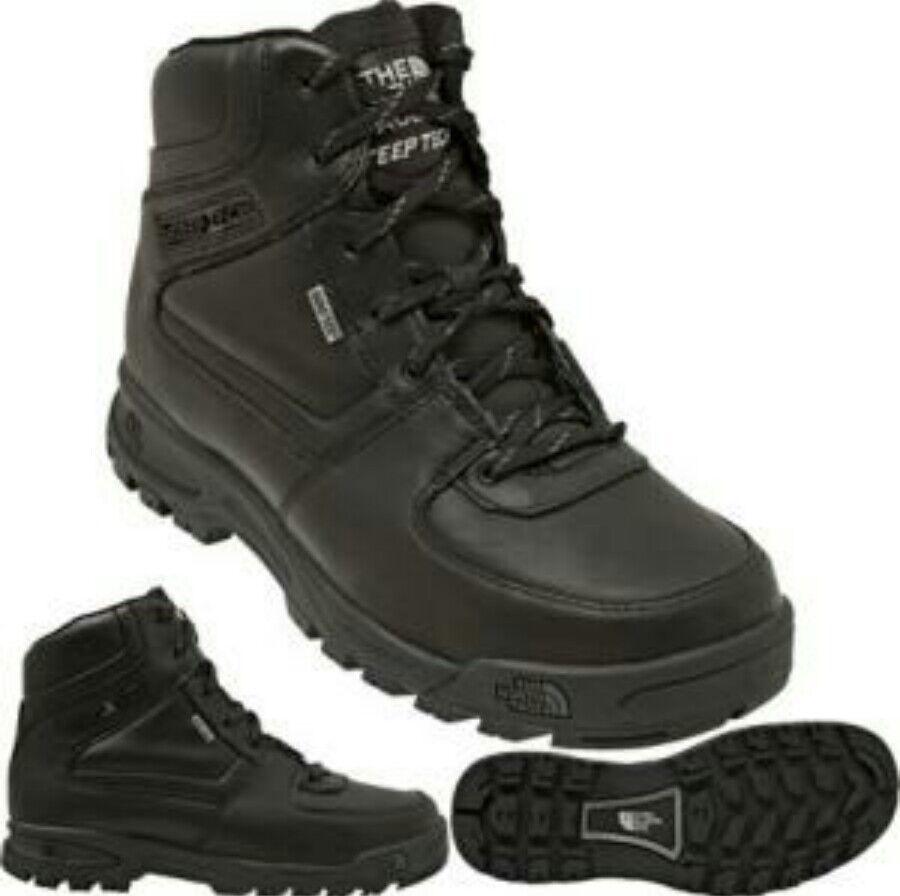 NORTH STEEP TECH SCOT SCHMIDT GORE FACE-botas Para Excursionismo TEX Negro Chaqueta 10 Trail
