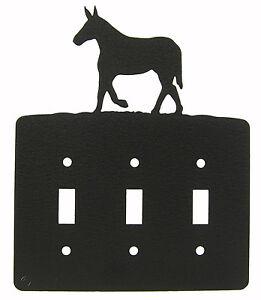 Mule-Triple-Switch-Cover-Plate-Black