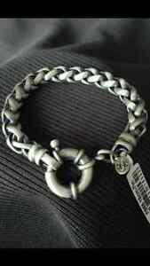 BICO Australia Bracelet FB68 Chain, 7, 8 Or 9 Approx. 5/16 Diameter