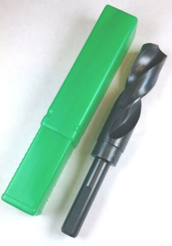 "S/&D LastCut 45//64/""-1//2/"" Reduced SHANK M7 SILVER /& DEMING DRILL BIT,"