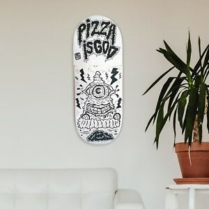 skateboard-by-matdisseny-skate-art-recycled-deck-034-Pizza-is-God-034
