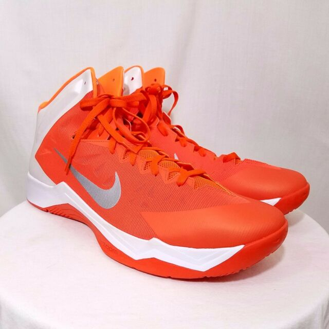 6f65be861941 Frequently bought together. Nike Mens Zoom Hyperquickness TB Basketball  Shoes ...