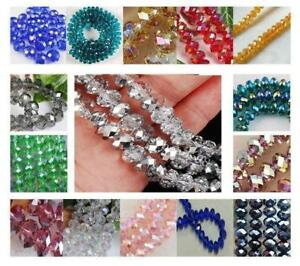 Pack Beads 6mm Light Blue Top Quality Czech Crystal Rhinestones Pave Clay Round Disco Ball Spacer Beads For Jewelry 100pcs
