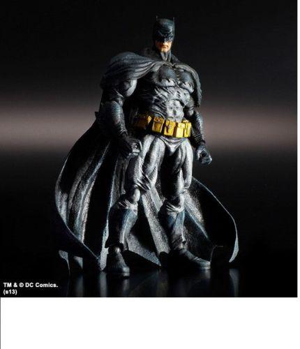 Play Arts Kai Batman Arkham City NO.4 Statue Figurine 8.5