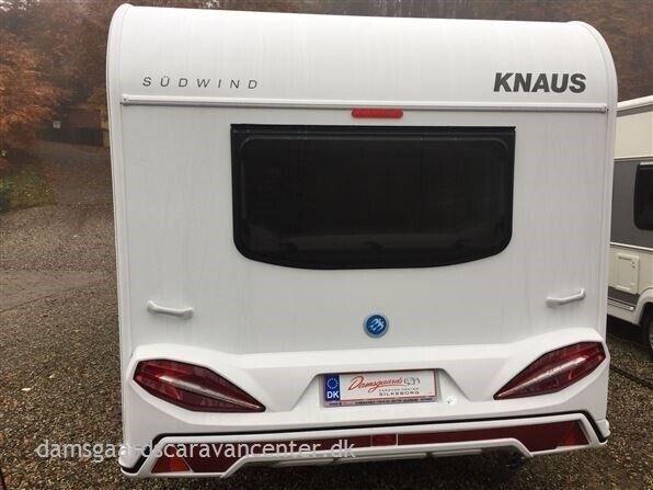 Knaus Südwind 500 FU, 2019, kg egenvægt 1220