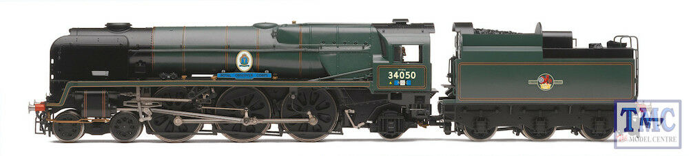 R3618 Hornby OO BR, Battle of Britain, 34050 'Royal Observer Corps' - Era 5