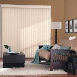 Bravada Select Superior 3 12 Inch Vertical Blinds Color Pearl Ebay