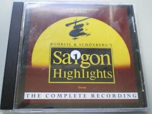 SAIGON-HIGHLIGHTS-from-COMPLETE-RECORDING-CD-Album