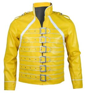 10+ Freddie Mercury Yellow Jacket