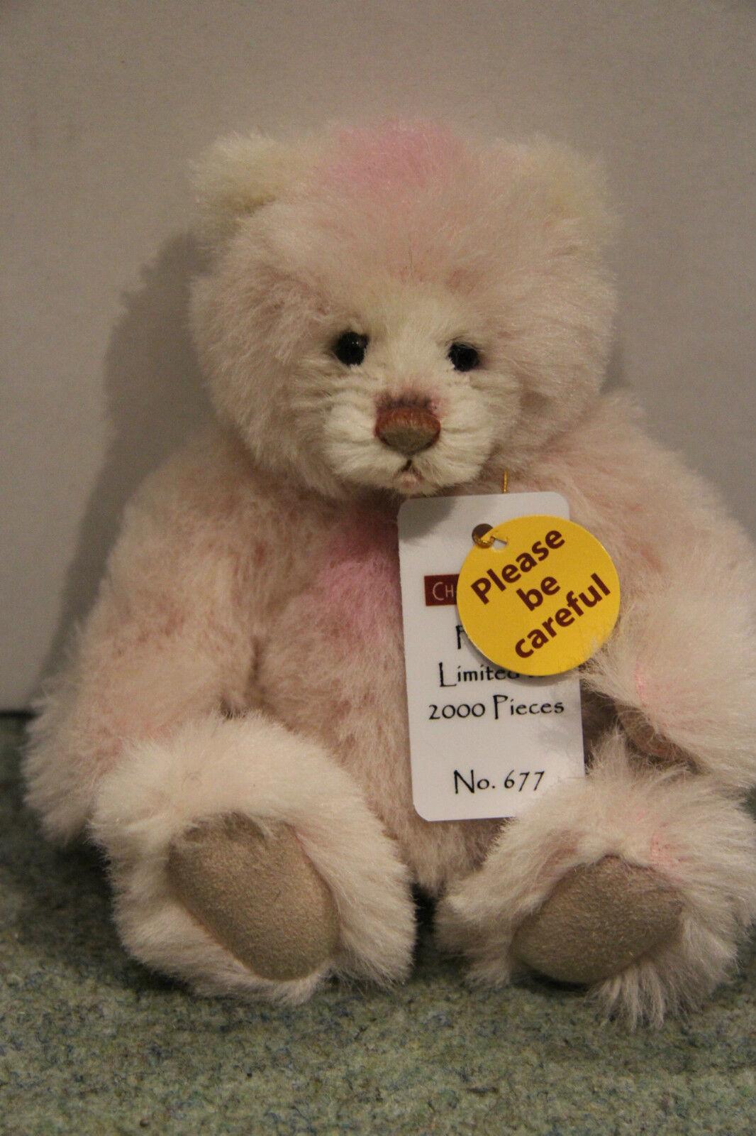 Charlie Charlie Charlie bears Flossy Minimo - NEU mit Etikett 6e3359