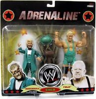 Catch Wwe Pack Finlay & Hornswoggle Adrenaline 38