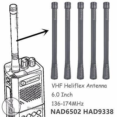 NAE6522 UHF Antenna For Motorola P100 P110 P200 P210 P1225 GP680 GP1280 Handheld