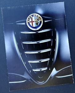 Pratique Prospectus Et Affiche Alfa Romeo 147, 190 X 248 Mm, 16 Pages, Neuf!-afficher Le Titre D'origine Bien Vendre Partout Dans Le Monde