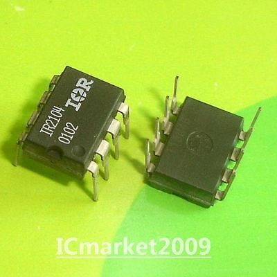 30PCS NEW IR2104S IR2104 Encapsulation:SOP-8 DRIVER HIGH//LOW SIDE