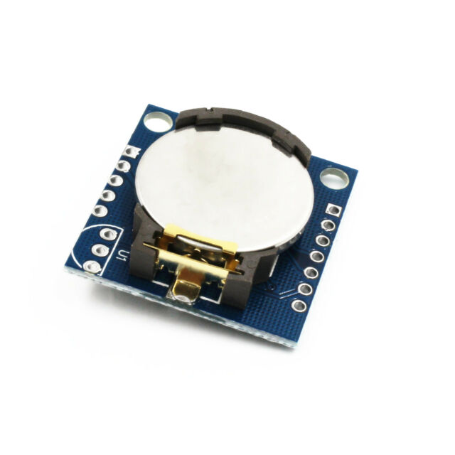 Arduino I2C RTC DS1307 AT24C32 Real Time Clock Module for AVR ARM PIC + BATTERY
