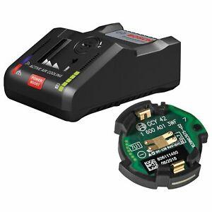 Bosch Ladegerät GAL 18V-160 C + Bluetooth Low Energy Modul GCY 42 - 1600A019S6