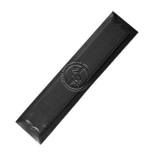 Sicherungsetiketten Klebeetiketten AM 58kHz schwarz 2000 St. Warensicherung