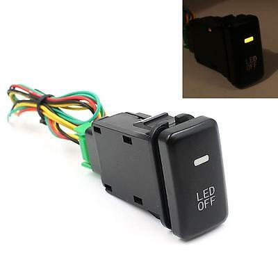 Car Accessory Fog Light LED Lamp ON OFF Locking Switch for Toyota Vans Excellent