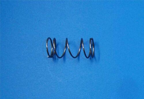 Länge 16 mm Draht Ø 0,5 mm Druckfeder Außen Ø 7,6 mm