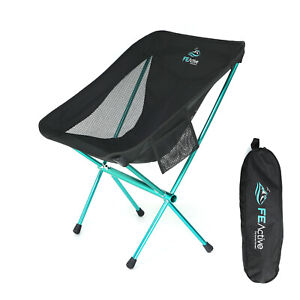 Fe Active Compact Folding Chair Lightweight Portable
