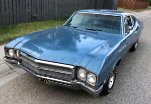 1969 Buick Skylark Special Deluxe
