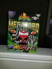 Mighty Morphin Power Rangers Legacy Megazord NIB MINT Diecast 2013 Original Run