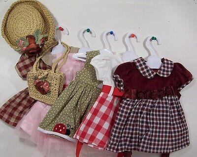 """White Petticoat Slip Hoop Underskirt For 18/"""" American Girl Doll Clothes"""