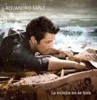 La Musica No SE Toca 0602537125197 by Alejandro Sanz CD