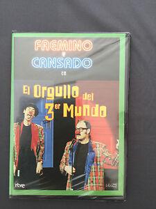 DVD-FAEMINO-Y-CANSADO-EN-EL-ORGULLO-DEL-3er-MUNDO-DVD-5-Capitulos-14-15-16