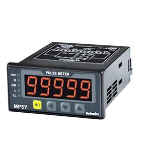 Digital Revolution Pulse Passing Speed Length Meter MP5Y-44  PV 4-20mA output