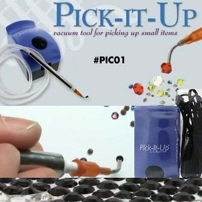 BEADSMITH PICK IT UP- Vacuum tool to pick up or replacements