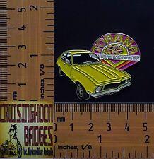 GTR-XU1 Yellow Torana When You Are Hot Youre Hot Quality Metal Lapel Pin / Badge