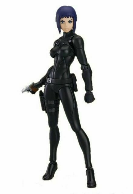 Max Factory Figma 274 Ghost In The Shell 25th Motoko Kusanagi Movie Version For Sale Online Ebay