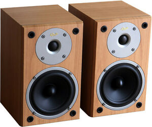 Details about Gale 3010S Bookself Speakers PAIR