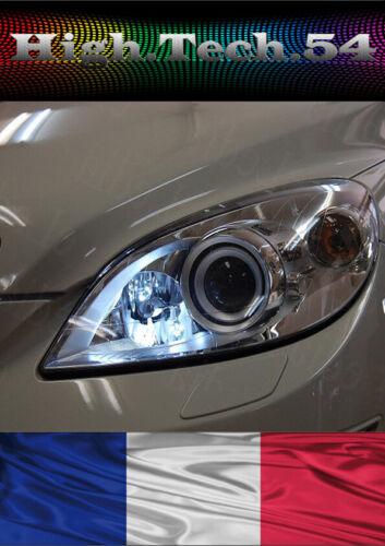 2 ampoules à LED blanc veilleuses feux de position pour Ford Focus 1 2 3 C-Max