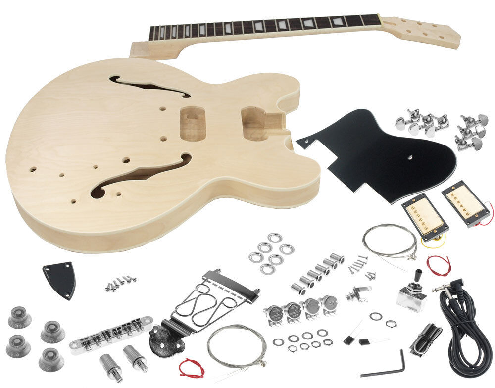 Solo ESK-35T DIY Electric Guitar Kit