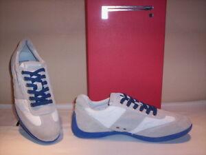 Scarpe-sportive-basse-sneakers-Pirelli-Rex-shoe-uomo-casual-pelle-39-40-41-42-43