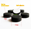 8pcs 5X15mm Speaker amplifier foam mat Speaker pad Anti-slip shockproof