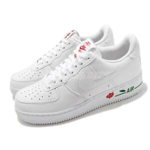 Nike Air Force 1 07 LX Rose Thank You White Red Men Women Casual Shoe CU6312-100