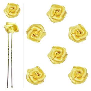 6-epingles-pics-cheveux-chignon-mariage-mariee-danse-fleur-satin-jaune