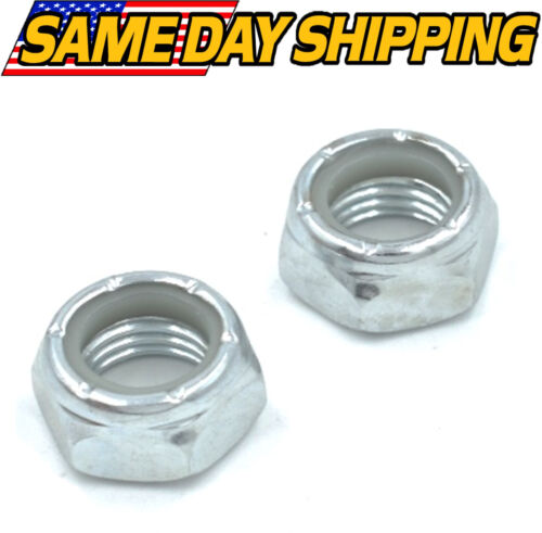Lock Nuts for John Deere Replaces AM133802 2 Pack