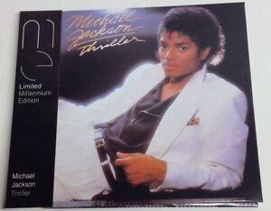 Michael Jackson: Thriller - 1999 CD- Limited Millennium Edition(Import) 9 Tracks