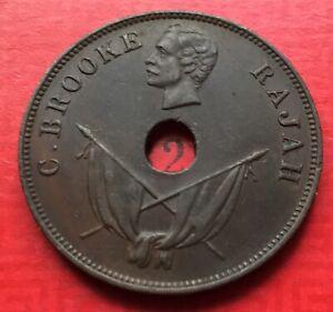 Sarawak-One-Cent-1892H-1