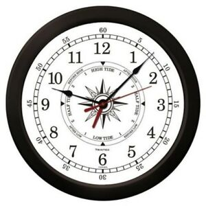 Schelling Tide Timer Clock Brass Style